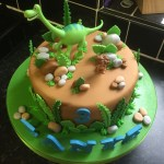 Dinosaur Birthday Cakes The Good Dinosaur Birthday Cake Torten In 2018 Pinterest