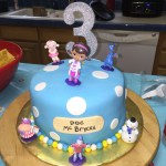 Doc Mcstuffin Birthday Cake Doc Mcstuffins Cake For Boy Happy Birthday To My Lil Doc Mcbrycee