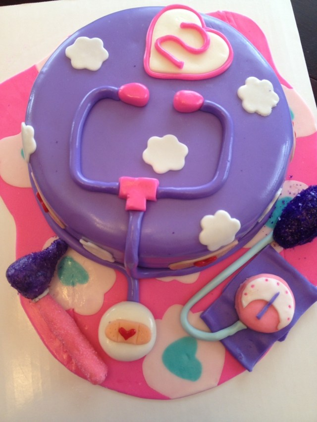 Doc Mcstuffins Birthday Cake Doc Mcstuffins Birthday Cake Cakecentral
