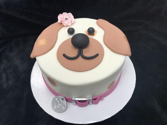 Dog Themed Birthday Cake Dog Themed Birthday Cake Girl Cakes In 2018 Pinterest Birthday