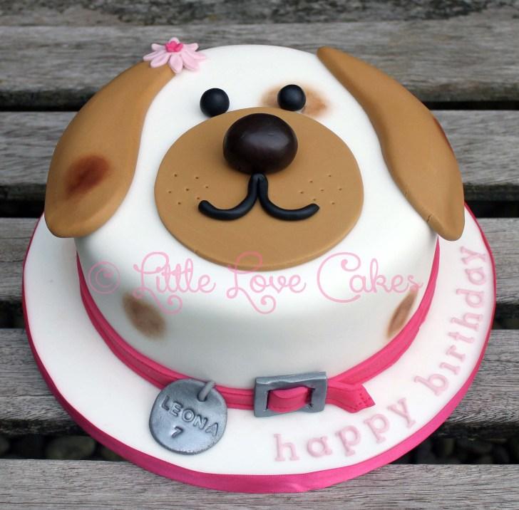 30 Brilliant Image of Dog Themed Birthday Cake