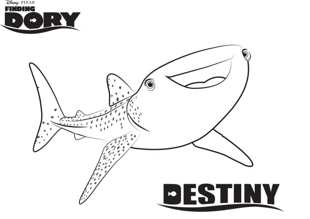 Dory Coloring Pages Trouver Des Pages A Colorier Nemo With Disney S Finding Dory
