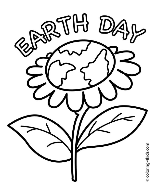 Earth Coloring Pages Earth Coloring Pages Luxury Free Earth Day Coloring Pages Awesome