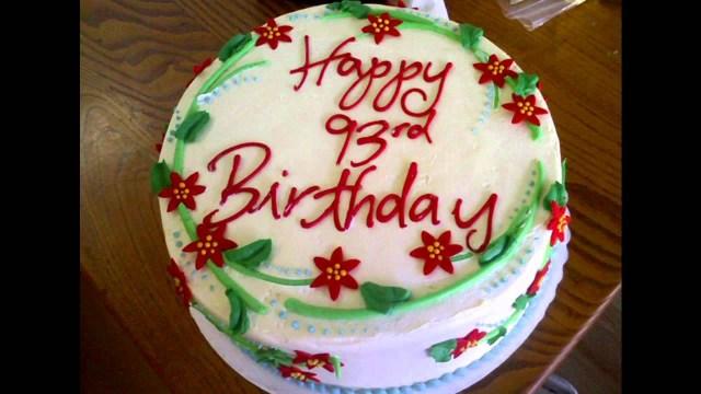 Easy Birthday Cake Ideas Homemade Birthday Cake Decorations Ideas Youtube