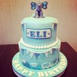 Elephant Birthday Cakes Elephant Birthday Cake Crissas Cake Corner
