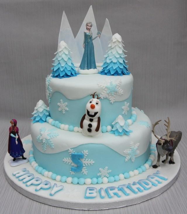 Elsa Birthday Cake 11 Round Birthday Cakes Disney Elsa Photo Frozen Birthday Cake