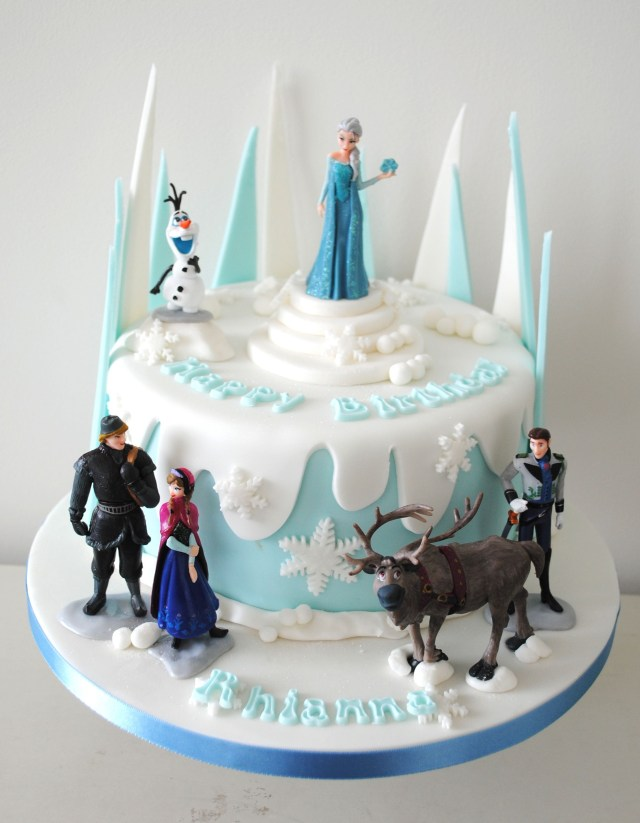 Elsa Birthday Cake Frozen Birthday Cake Google Search Ba Ives Pinte