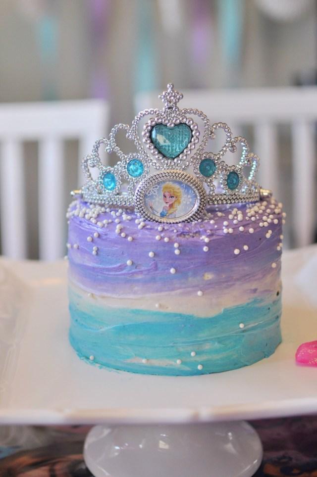 Elsa Birthday Cakes Fiesta De Cumpleaos Frozen 101 Ideas Originales Party