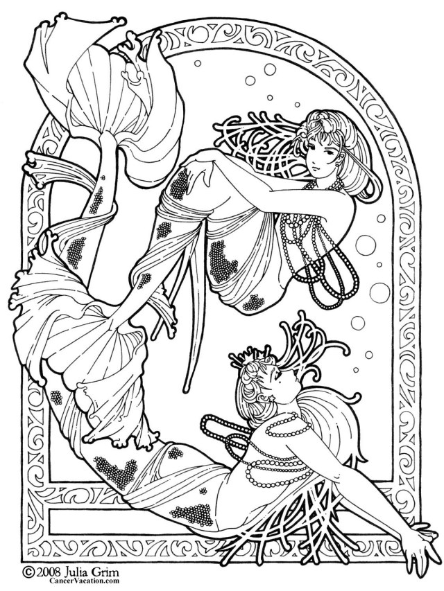 Fantasy Coloring Pages Free Erotic Coloring Pages Kerra