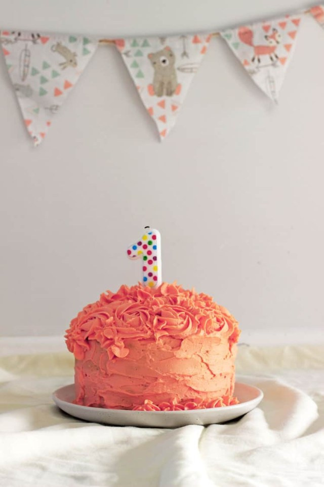 First Birthday Cakes For Girls 10 Tips For An Epic 1st Birthday Cake Smash The Kiwi Country Girl