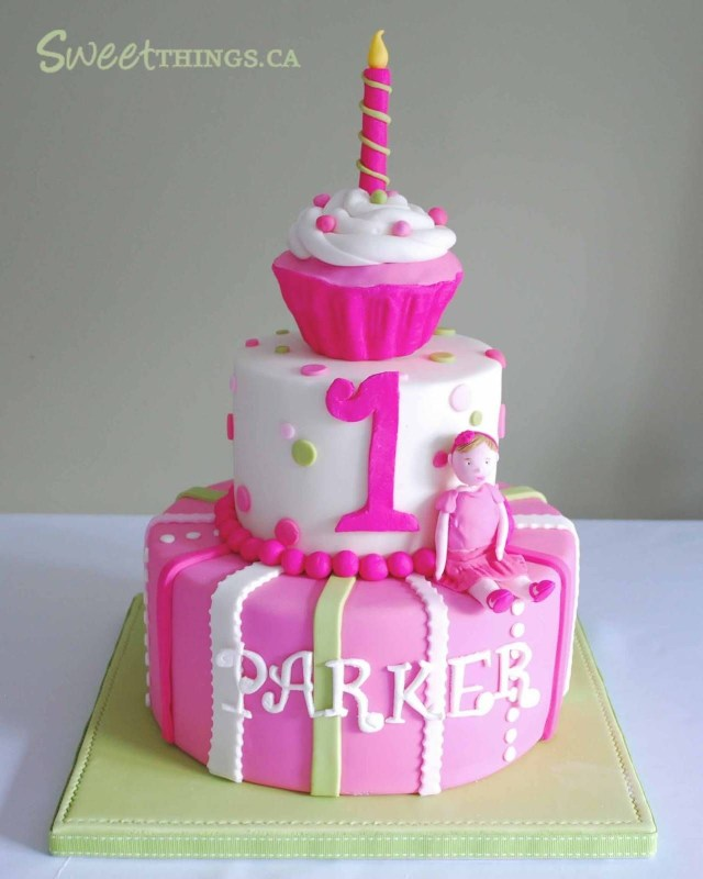 First Birthday Cakes For Girls 1st Birthday Girl Ideas Cake 1st Birthday Cake Ideas For Girls
