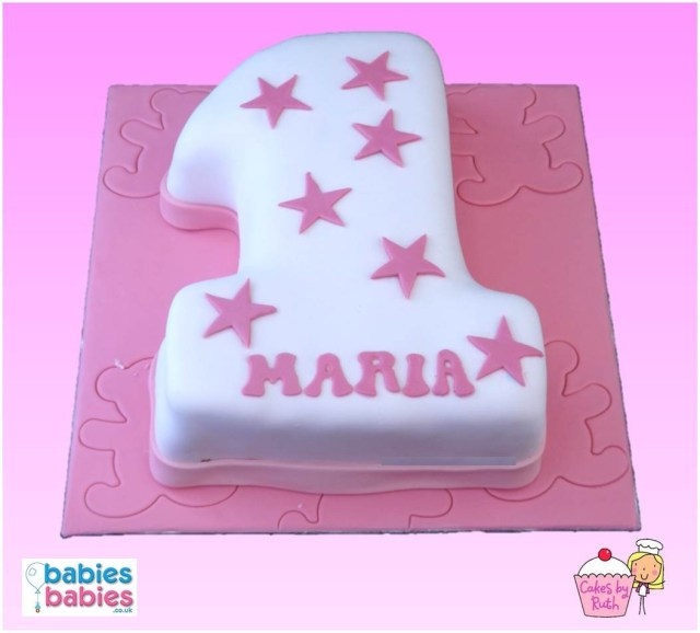 First Birthday Cakes For Girls Girl First Birthday Cake