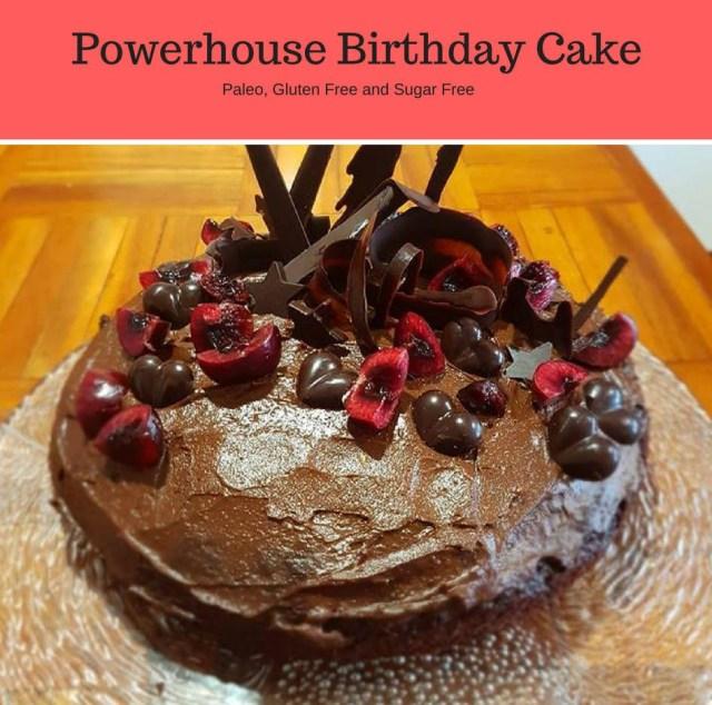 Free Birthday Cake Powerhouse Cacao Birthday Cake Honestly Natural