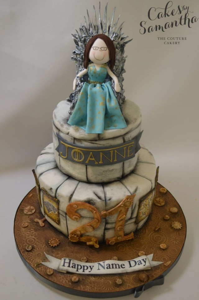 Game Of Thrones Birthday Cake 12 Game Of Thrones Birthday Cakes For Girls Photo Game Of Thrones
