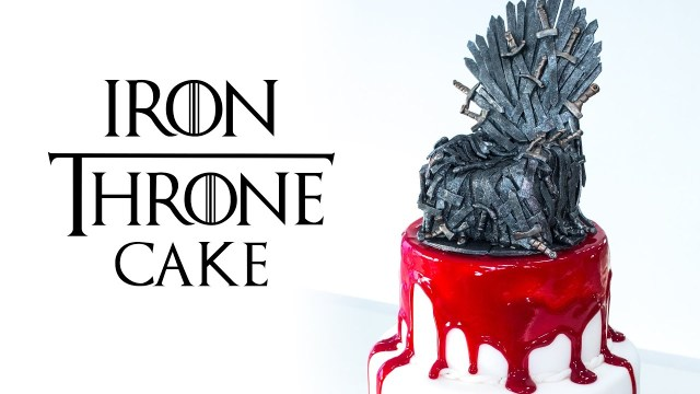 Game Of Thrones Birthday Cake Game Of Thrones Cake Youtube