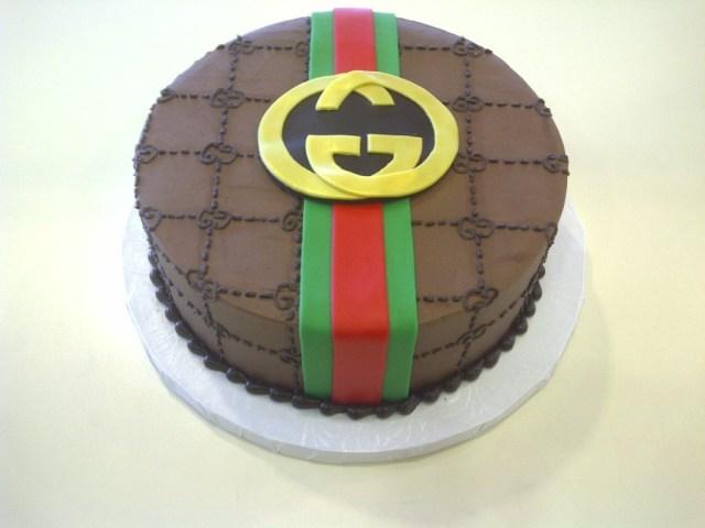 Gucci Birthday Cake 13 Fancy Birthday Cakes For Men Photo Elegant Chocolate Birthday