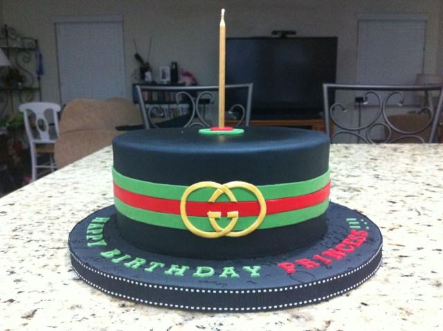 Gucci Birthday Cake Gucci Cake My Cakes Gucci Cake Cake Birthday Cake