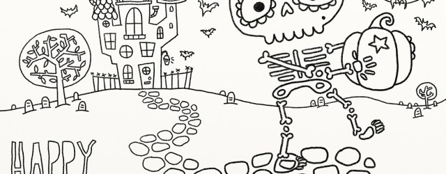 Halloween Coloring Pages Printable 9 Fun Free Printable Halloween Coloring Pages