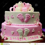 Happy Birthday Cakes With Name Christmas Pink Birthday Cakes Ideas On Ba Day Cake Name Cake Ideas