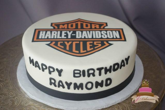 Harley Davidson Birthday Cake 174 Harley Davidson Birthday Cake Birthday Cakes Pinterest