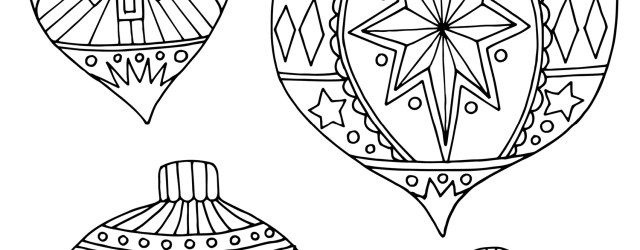 Holiday Coloring Pages Holiday Coloring Pages