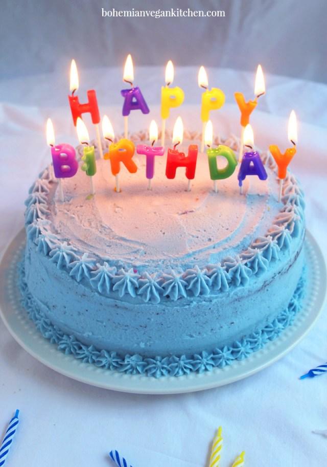 How To Make Birthday Cake The Best Vegan Allergy Friendly Birthday Cake Youll Ever Make