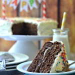 Images Of Happy Birthday Cake Gluten Free Happy Birthday Cake Fork And Beans