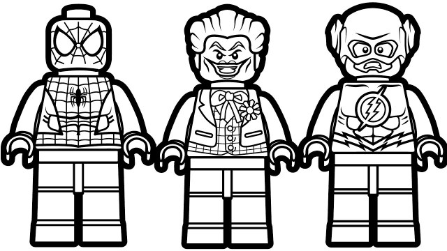 Lego Coloring Pages Lego Coloring Pages Best Coloring Pages For Kids