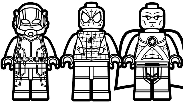 Lego Coloring Pages Lego Coloring Pages With Creator Expert Also Building Guide Kids