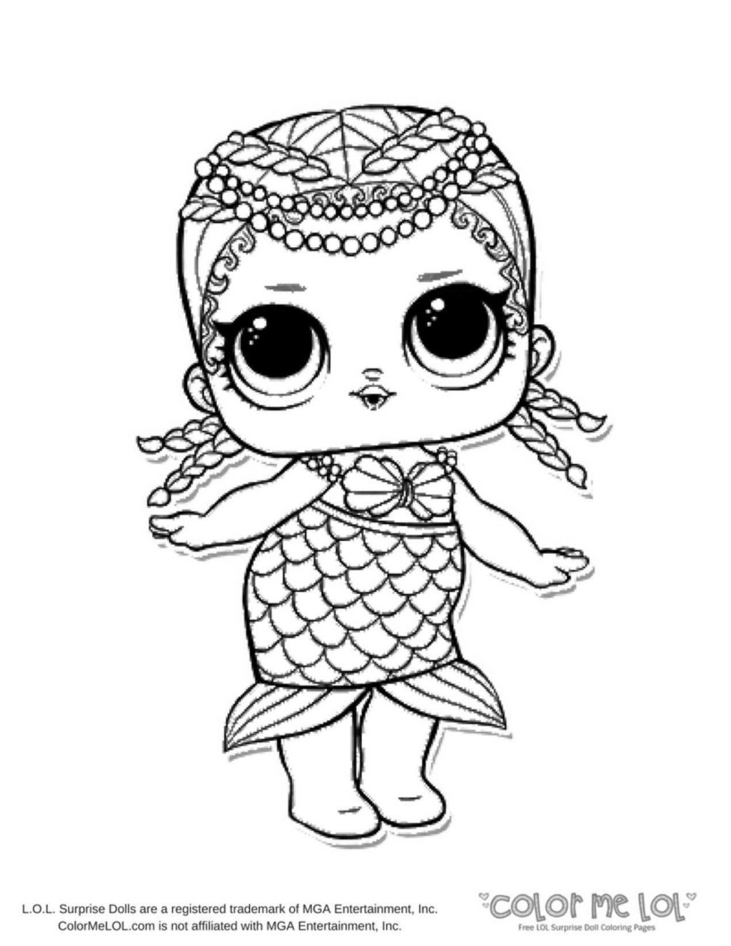 Lol Coloring Pages Coloring Pages Ba Doll Coloring Page Beautiful Lol Dolls Pages