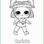 Lol Coloring Pages Lol Doll Coloring Pages Astonishing Sprints Lol Surprise Doll