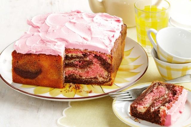Marble Birthday Cake Recipe Classic Marble Cake