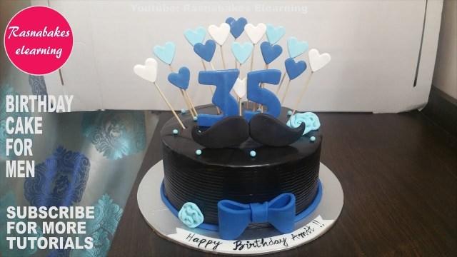 Men Birthday Cakes Gifts For Men Birthday Cake For Mengift For Him Or Boyfriend Or
