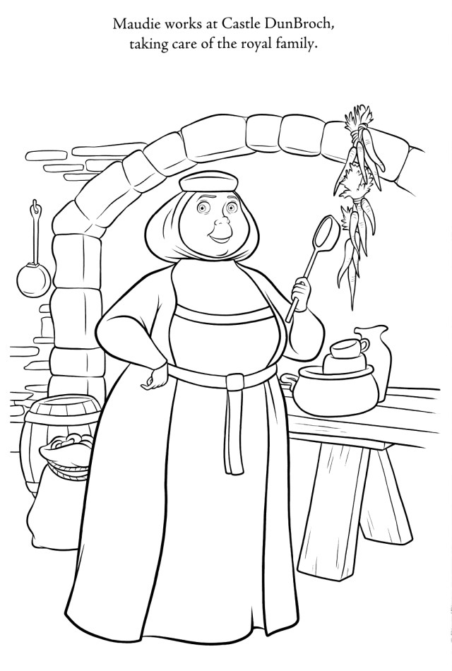 Merida Coloring Pages Brave Coloring Pages Movie Colouring Queen Esther Disney Princess