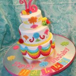 Mexican Birthday Cake Mexican Fiesta Sweet Sixteen On Cake Central Mexican Sweet 16