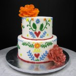 Mexican Birthday Cake Mexican Wedding Cake Mother Mousse