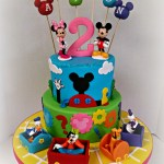 Mickey Mouse Clubhouse Birthday Cakes Mickey Mouse Clubhouse Cake Party Micke