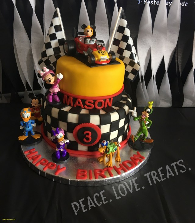 Mickey Mouse First Birthday Cake Lovely Mickey Mouse 1st Birthday Decoration Ideas Real Photo