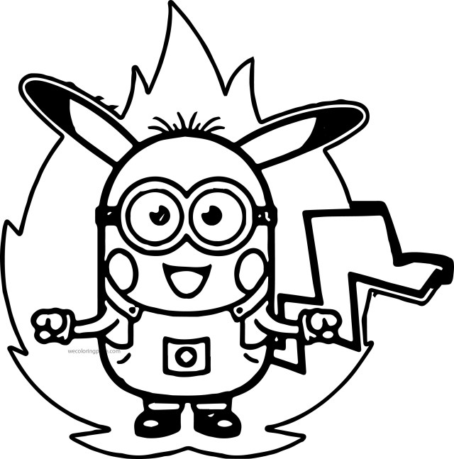 Minions Coloring Pages Minion Coloring Pages Free Download Best Minion Coloring Pages On
