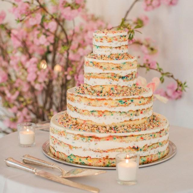 Momofuku Birthday Cake Milk Bar Bakery Weddings