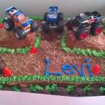 Monster Truck Birthday Cakes Monster Truck Cake
