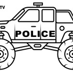 Monster Truck Coloring Pages Monster Truck Coloring Pages