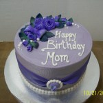 Mother Birthday Cake Moms Birthday Cake Cakecentral