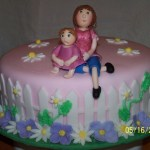 Mother Birthday Cake Mother Daughter Birthday Cake Cakecentral