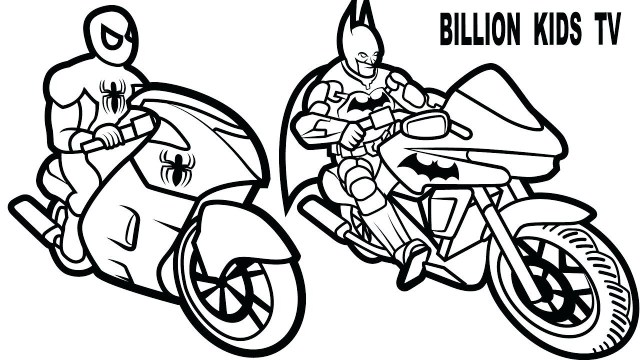 Motorcycle Coloring Pages Motorcycle Color Pages Free Printable Coloring For Kids 15061062