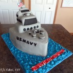 Navy Birthday Cake Navy Birthday Cakes