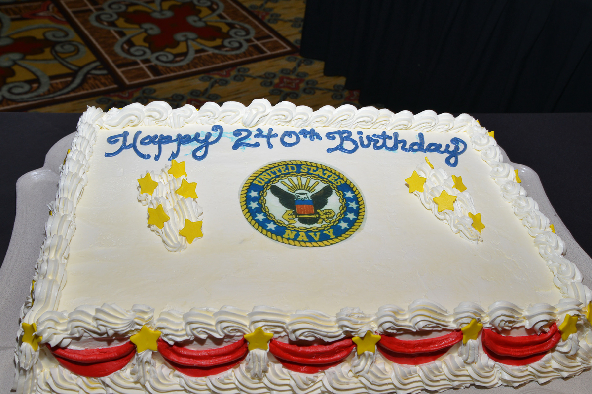 Navy Birthday Cake Rocky Mountain Region Celebrates The 240th Birthday Of The U S