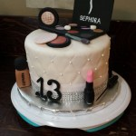 Navy Birthday Cake Sephora Birthday Cake I Did Navy Cake Birthday Cake Cake 16