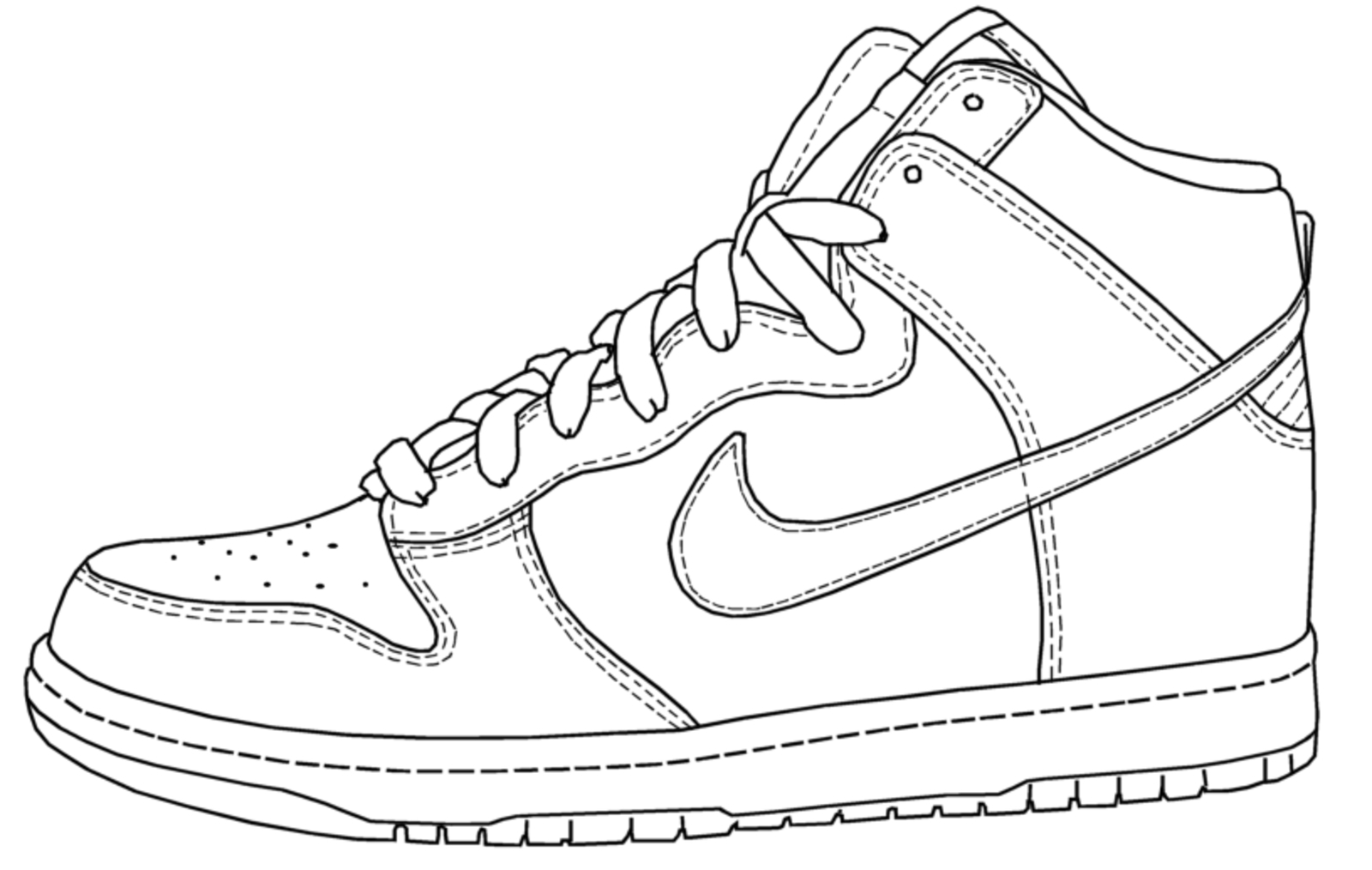lowest price 298f3 ac86f Nike Coloring Pages Remarkable Nike Air Max Coloring Pages Color Of  Coloring Download