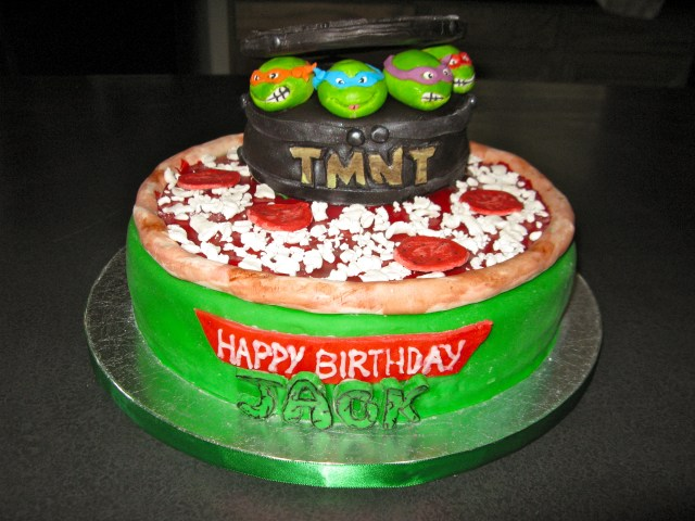 Ninja Turtles Birthday Cake Ninja Turtle Cakes Decoration Ideas Little Birthday Cakes